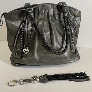 NWOT Brighton Leather Purse - Large Double Strap